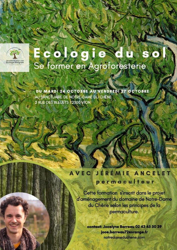 stage agro-foresterie