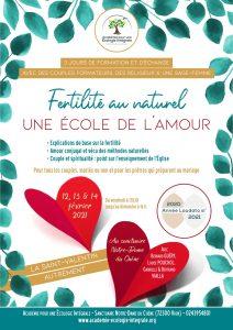 Fertilité au naturel, une école de l'amour
